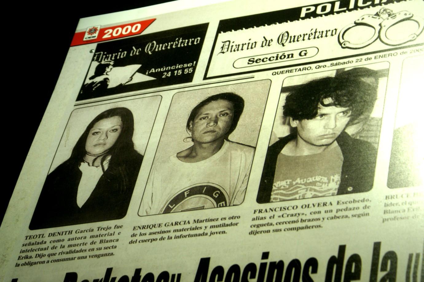 La historia no oficial del asesinato de los 'Darketos' |